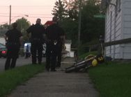 Dayton motorcycle car crash